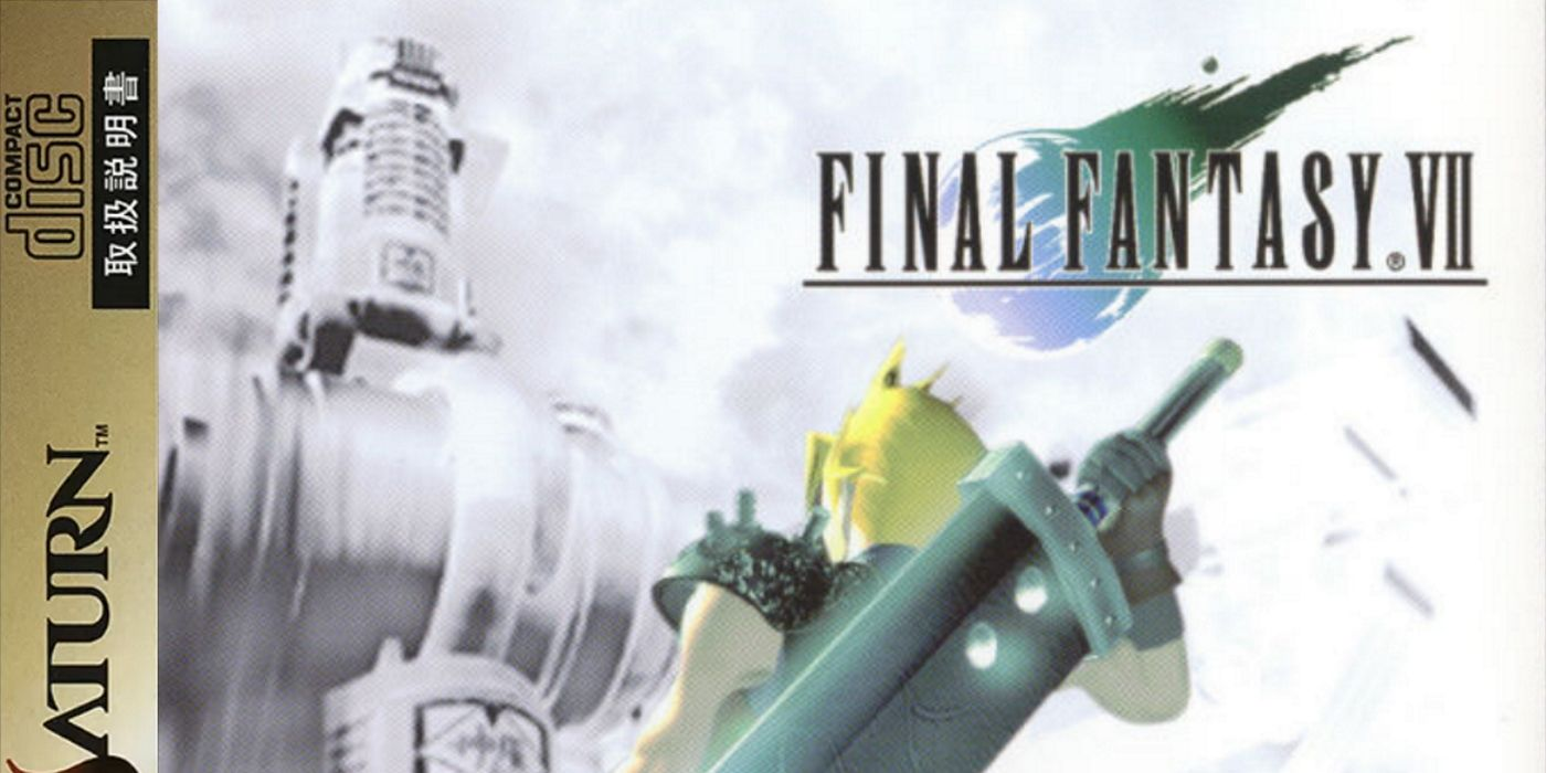 Final Fantasy 7 Could Have Been A Saturn Game | Game Rant