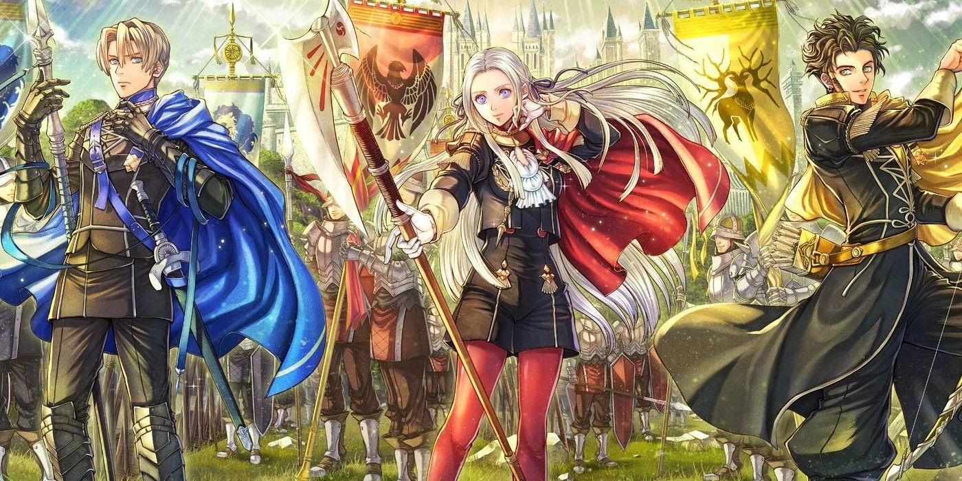 How Long It Takes to Beat Every Fire Emblem Game | Game Rant