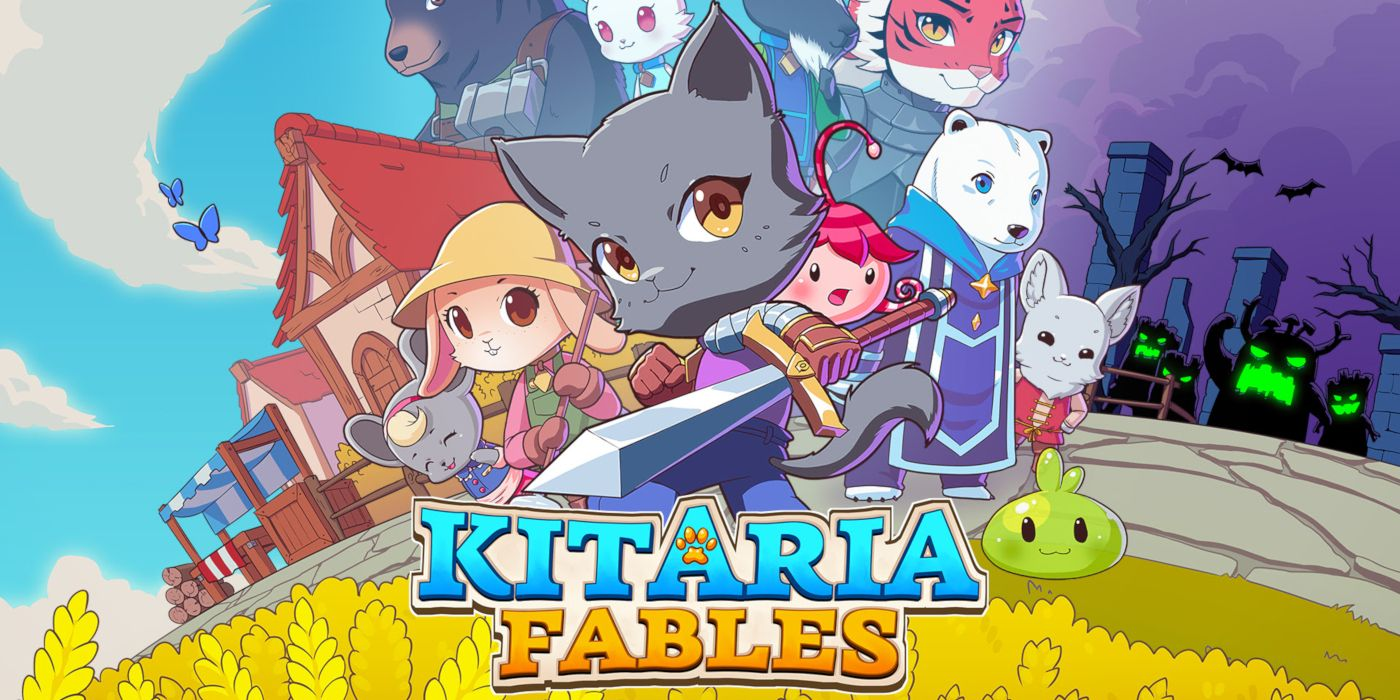 Kitaria Fables Looks Like A Harvest Moon Action-RPG   Game Rant