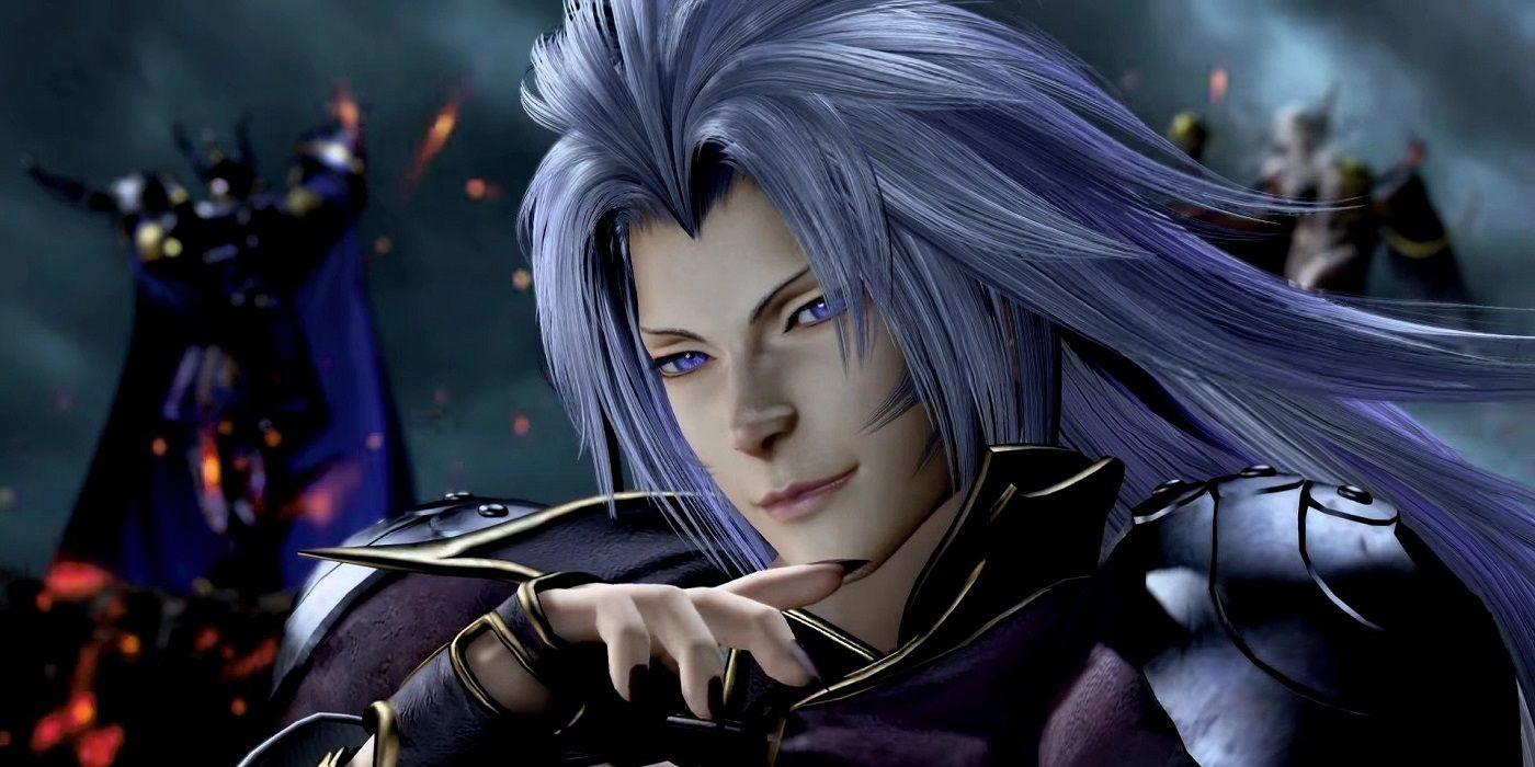 Final Fantasy 9 Fan Shows Off Impressive Kuja Cosplay