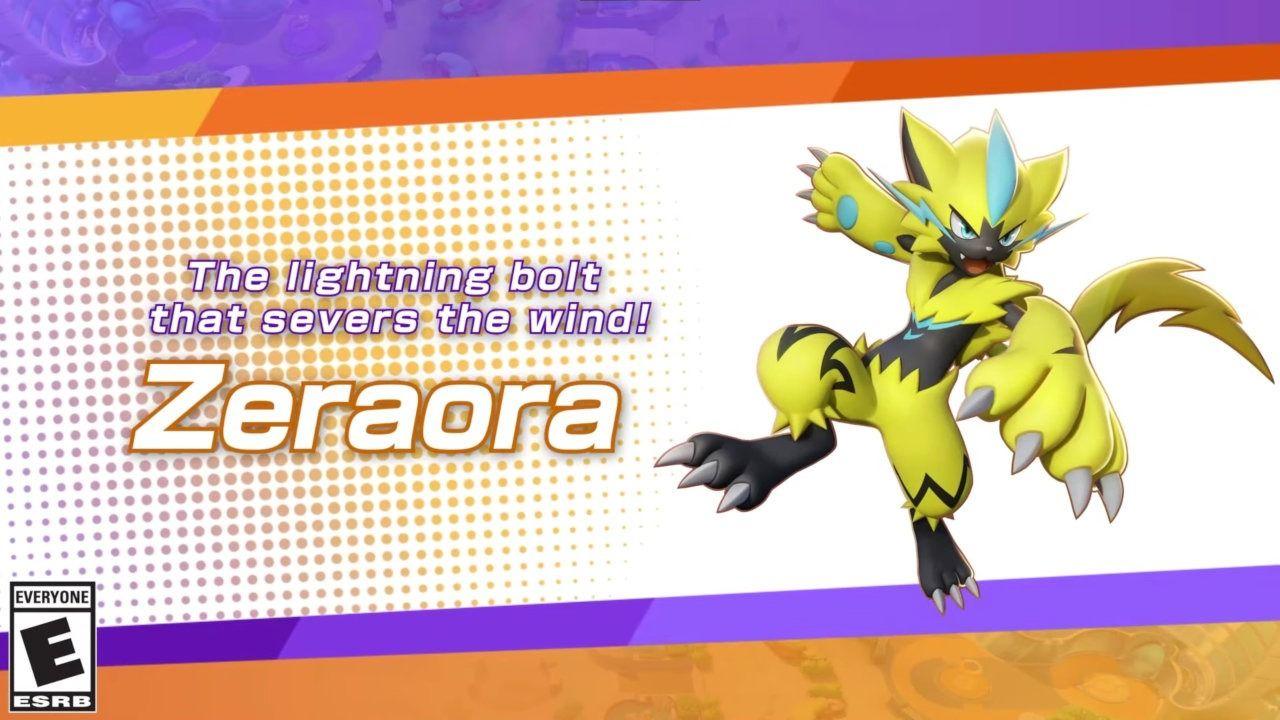 Personagens mais poderosos de Pokémon Unite 2