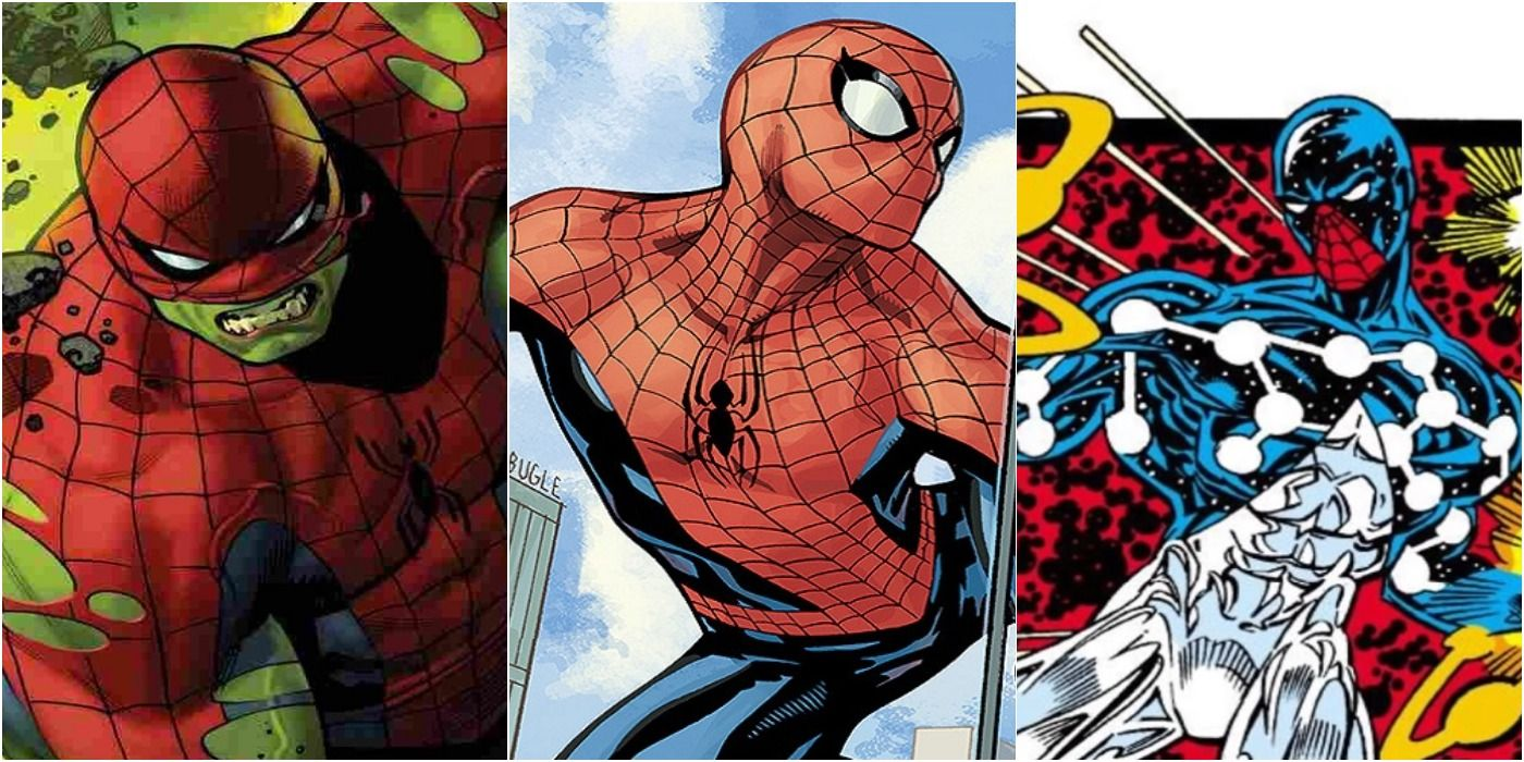 The 10 Strongest Multiverse Versions Of Spider-Man, Ranked