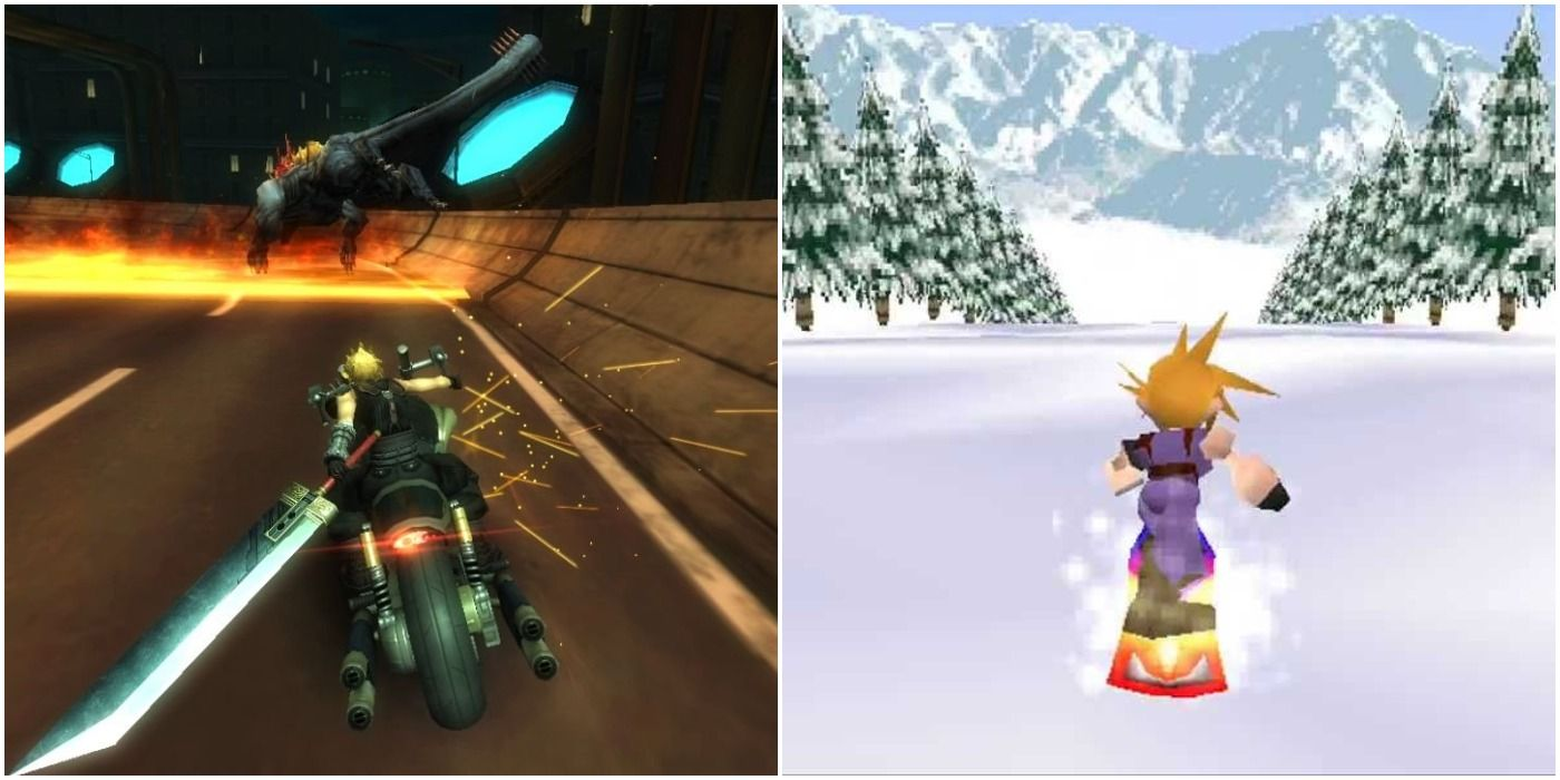 10 Final Fantasy Games Most Fans Forgot Existed   Game Rant