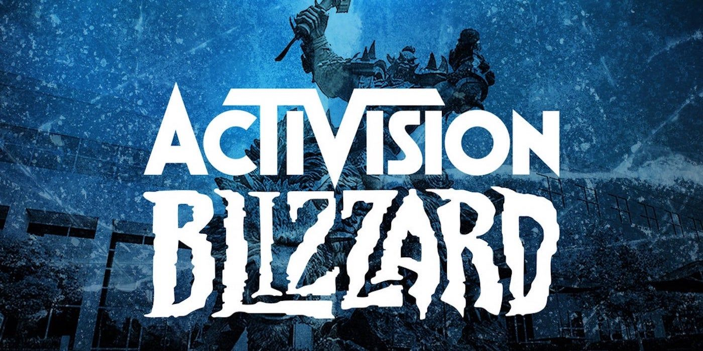 Activision Blizzard Hit With Yet Another Lawsuit | Game Rant