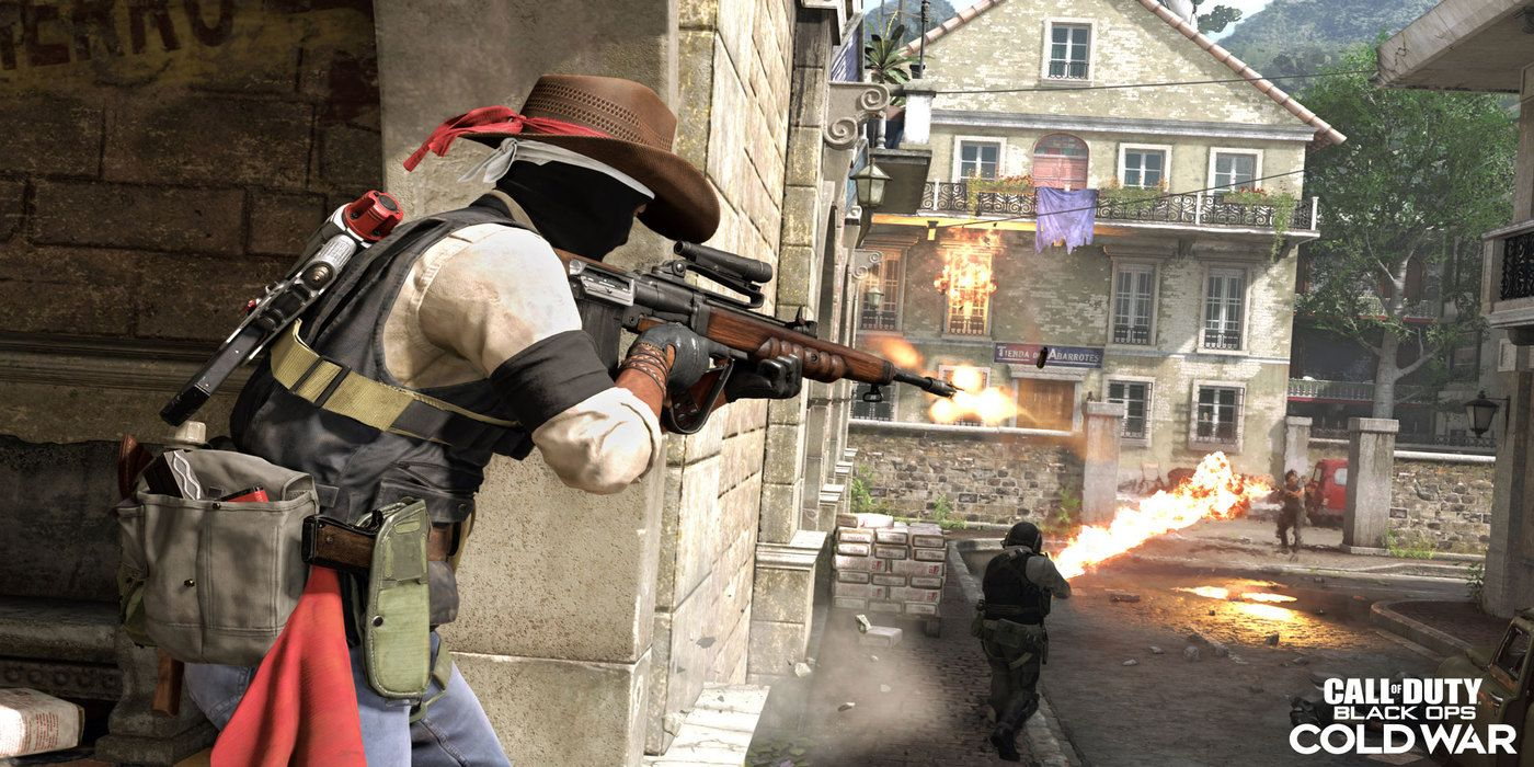 Call of Duty: Black Ops Cold War Season 5 Adding Slums and More New Maps