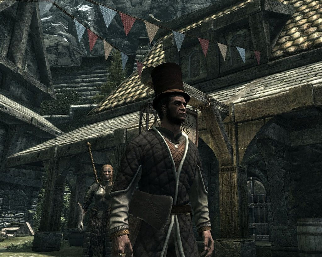 Skyrim's Dawnguard Expansion Getting 'Abraham Lincoln: Vampire