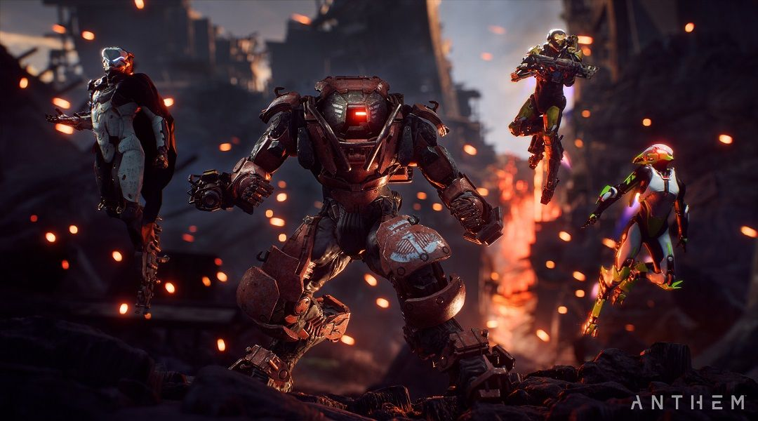 Anthem: How to Unlock Legendary Contracts   Game Rant