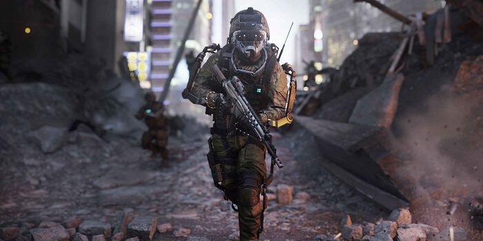 Call of Duty: Advanced Warfare' Achievements & Campaign Length Revealed