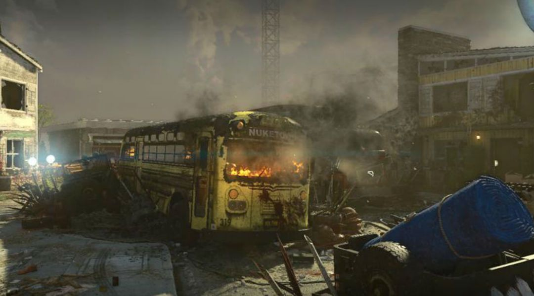 Treyarch Teases Nuketown Zombies Dlc For Call Of Duty Black Ops 4
