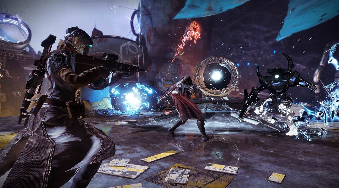 Destiny 2: Forsaken - How to Earn the 'Dredgen' Title | Game