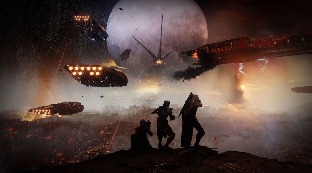 Destiny 2 S After Credits Scene Explained Game Rant