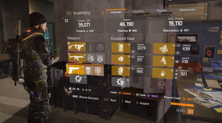 Division Guide: How to Maximize Critical Hits With Weapons