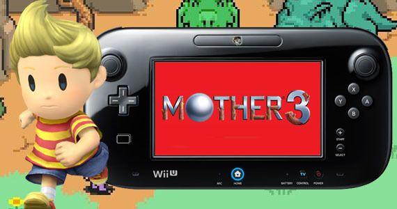 Earthbound Wii U