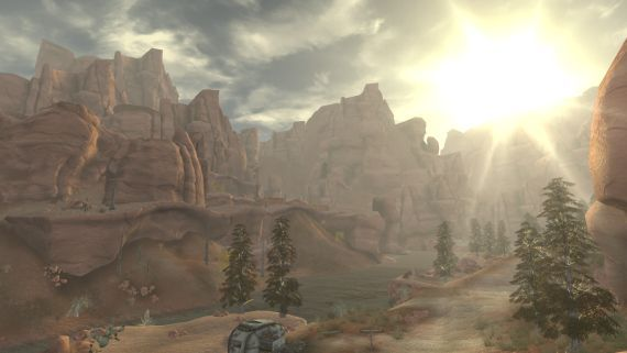 Fallout: New Vegas 'Honest Hearts' DLC Trailer and Screenshots