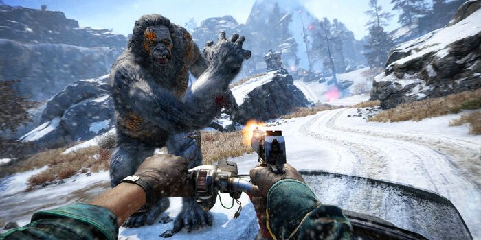 Far Cry 4: Valley of the Yetis' DLC Gets Trailer | Game Rant