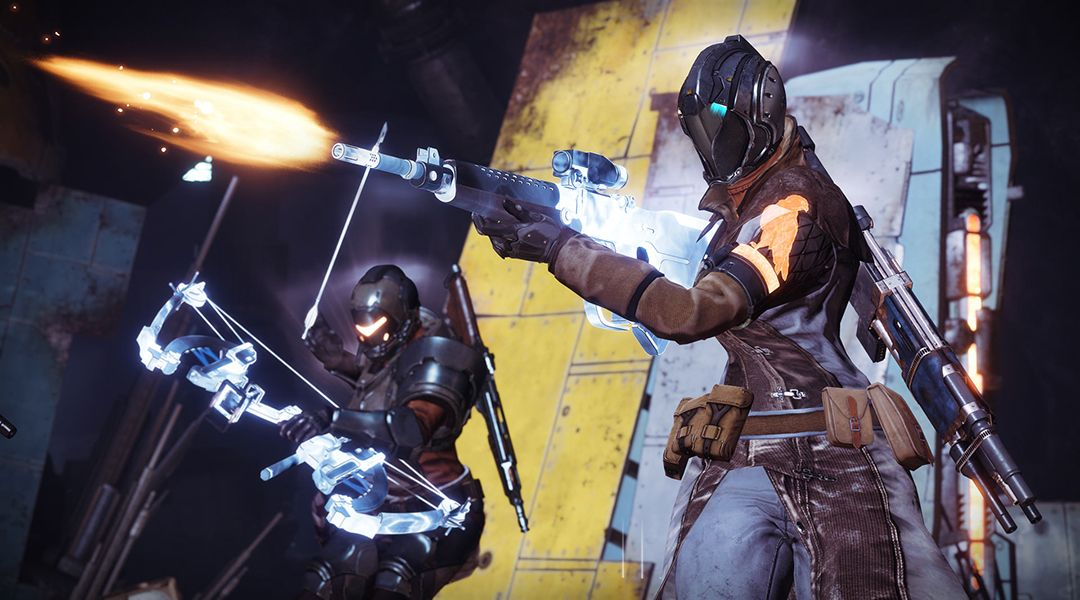 Destiny 2: How Power Leveling Improves in Forsaken Expansion