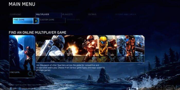Halo MCC Co op matchmaking