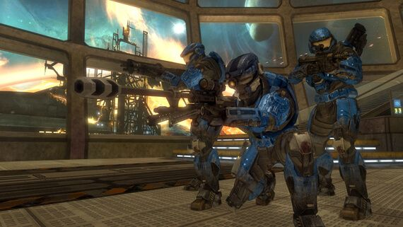 Halo: Reach' Defiant Map Pack Available March 15   Game Rant