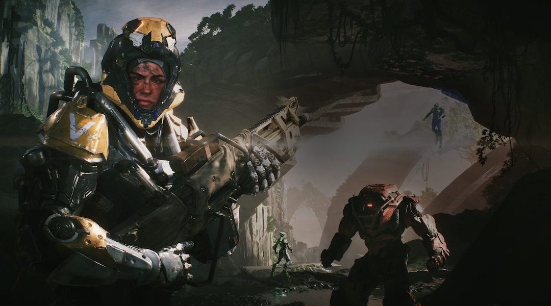 How to Play BioWare's Anthem Early | Game Rant