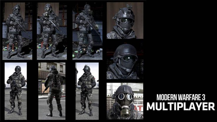 Modern Warfare 3's Multiplayer & Spec Ops Maps | Game Rant