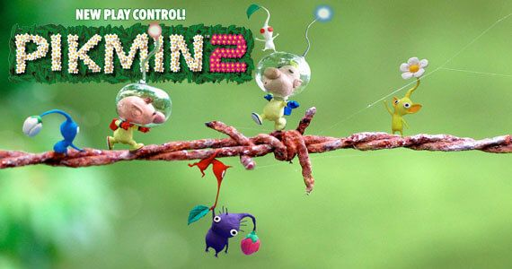 Pikmin 2 Sprouting Up On Wii This Summer Game Rant