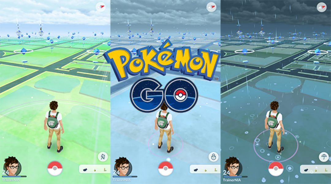 Here's Why Pokemon GO is Giving You Extreme Weather Warnings
