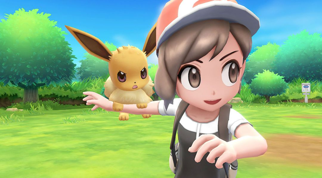 Pokemon Let S Go Eevee On Sale For Prime Day Game Rant