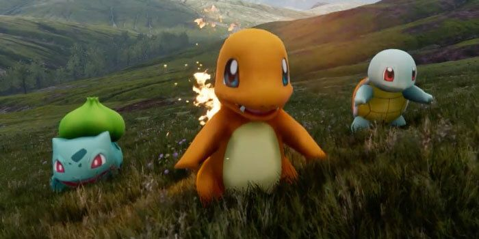 Pokemon Looks Absolutely Stunning in Unreal Engine 4 | Game Rant