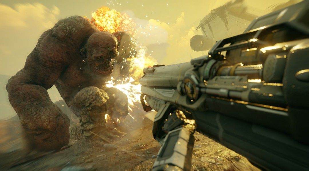 Rage 2 May Have Multiplayer, Hints Job Listing | Game Rant