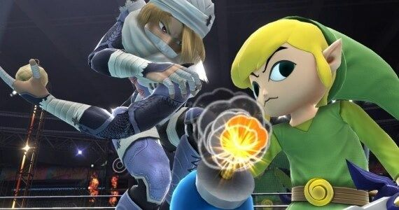 Nintendo Explains Why Transformations Were Removed from 'Super Smash