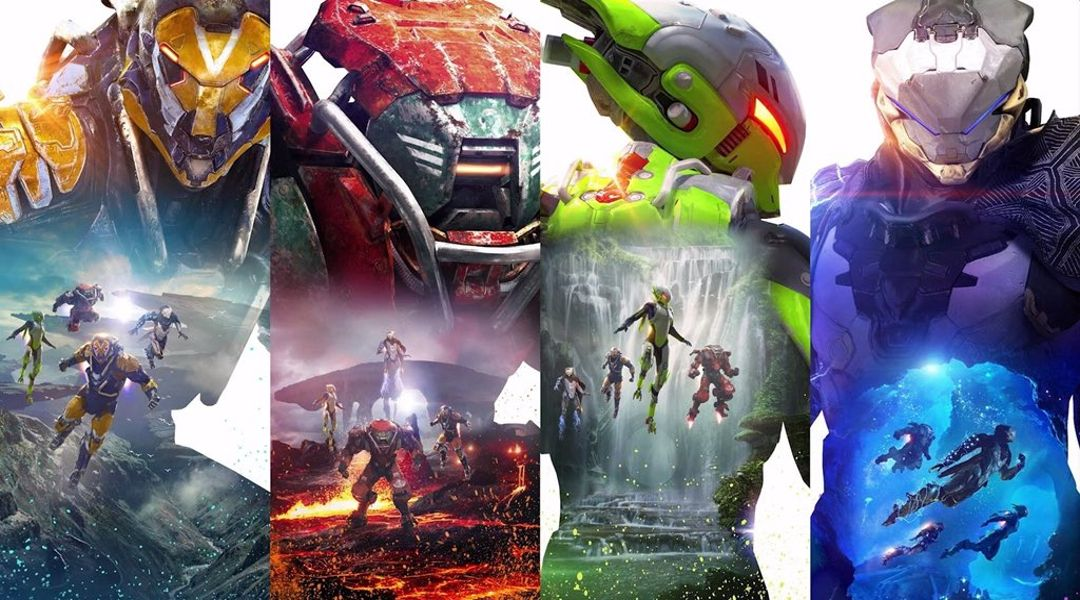 Anthem Every Javelin Ultimate And Ability Game Rant