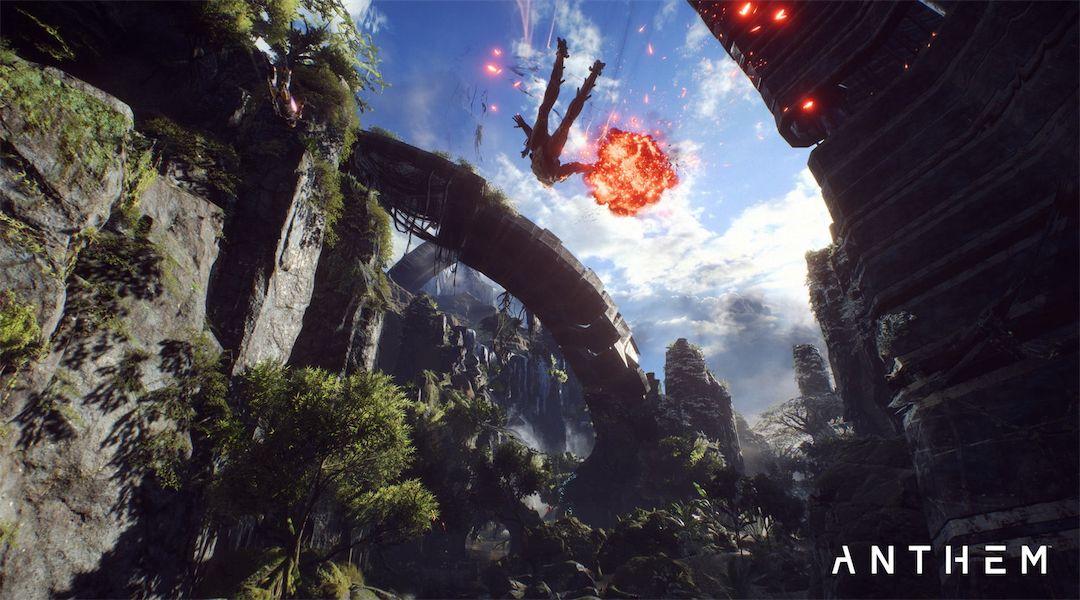 Anthem: Streamer Breaks Alpha NDA, Loses Entire Origin Library