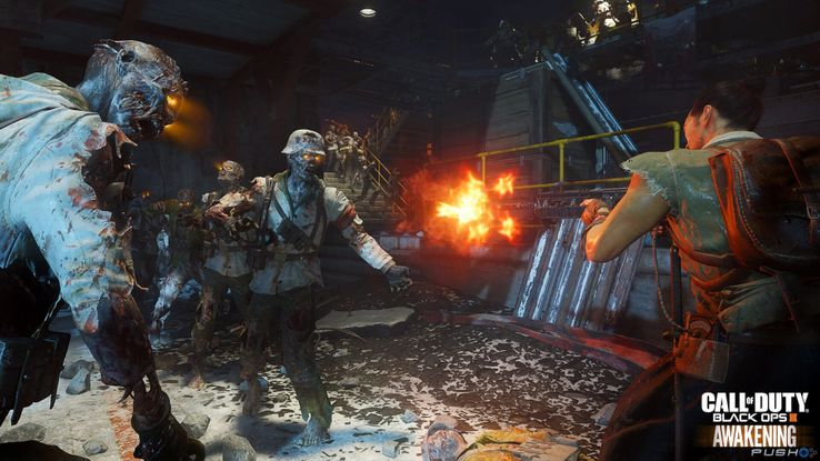 Call of Duty's Original Zombies Mode Still Has Undiscovered