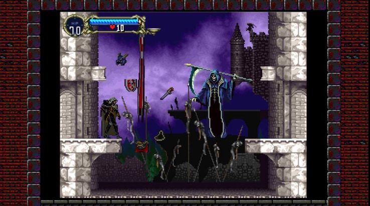 Castlevania Story Recap Added to Official Site | Game Rant