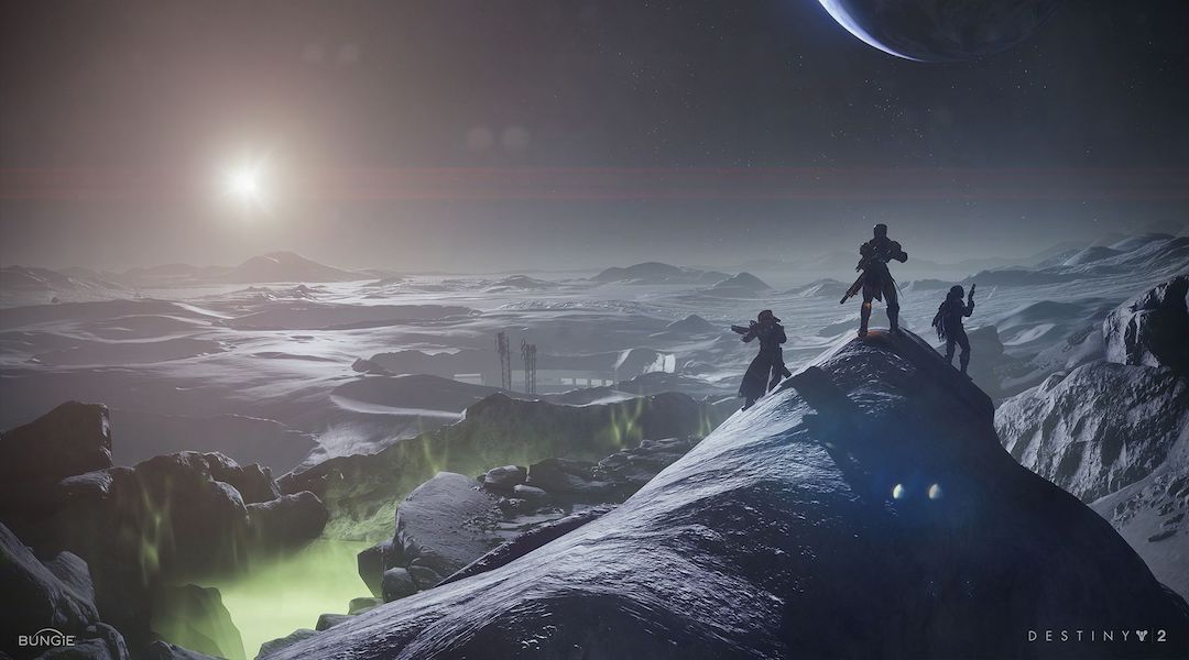 Destiny 2: What Is Shadowkeep's New Power Level Cap?