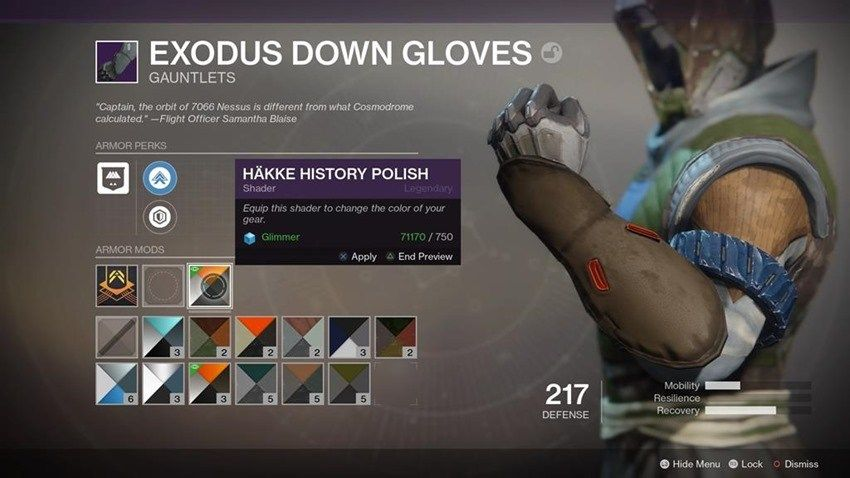 Destiny 2 Bulk Shader Deletion Doesn't Work Like We Hoped