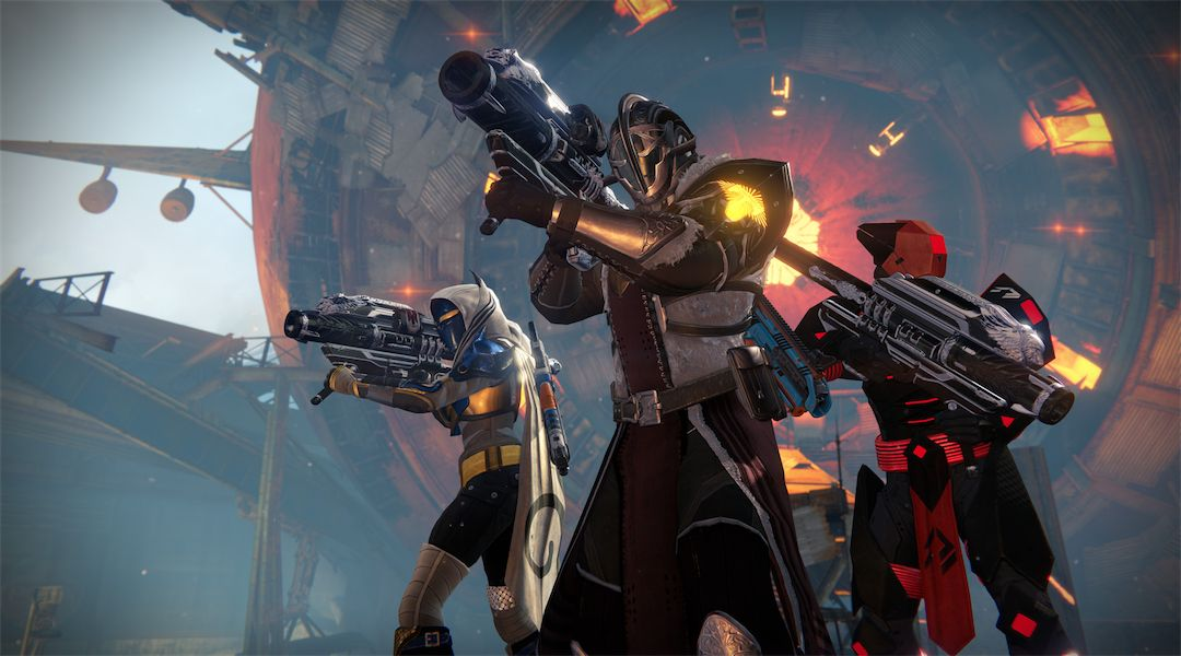 Destiny: Level 1 Player Tears It Up With Iron Gjallarhorn