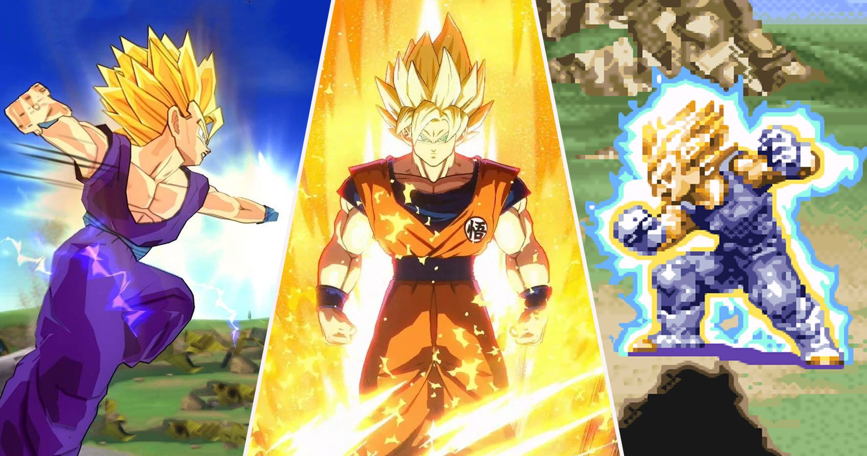 The 10 Best Dragon Ball Games Of All Time, Ranked | Game Rant