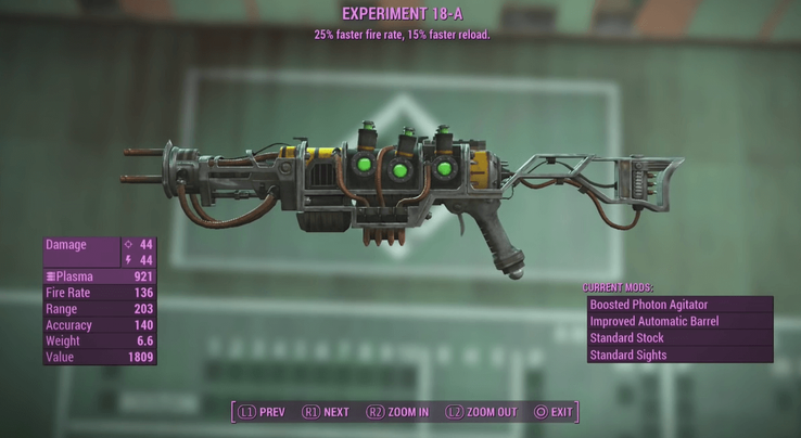 Fallout 4: Where to Find All the Unique Weapons   Game Rant