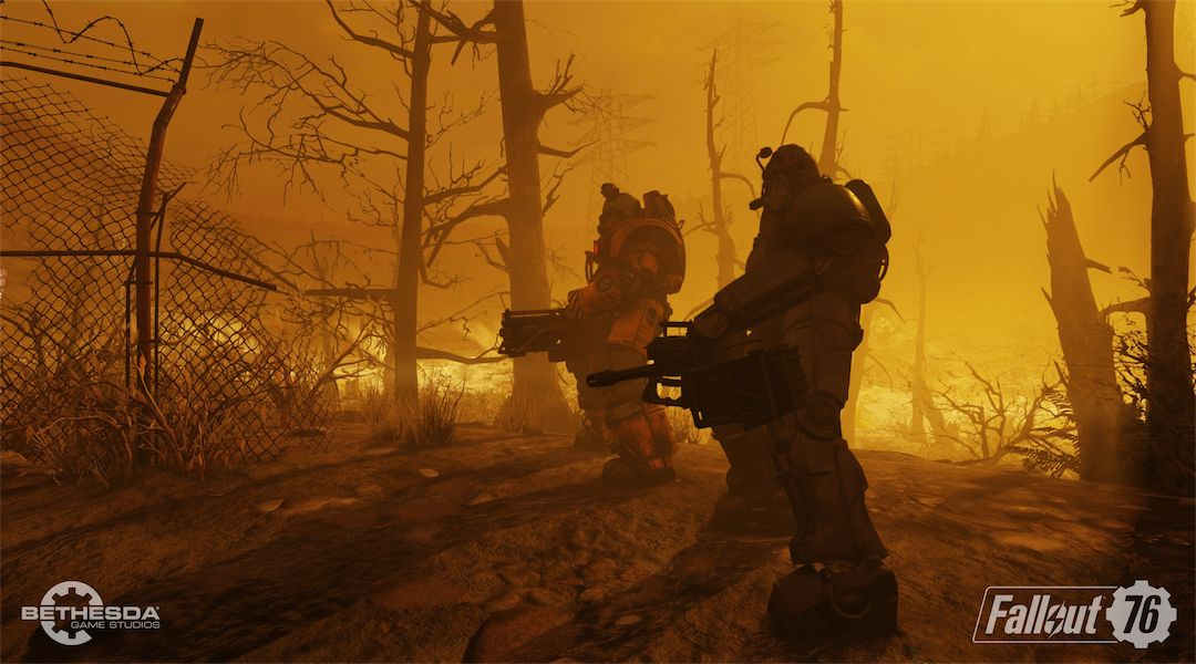 Fallout 76: Where to Find Fusion Cores for Power Armor