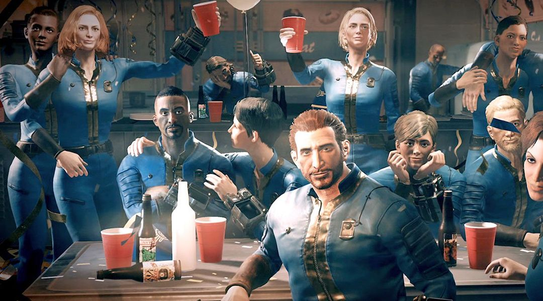 Fallout 76 Support Website Has Major Security Problem | Game