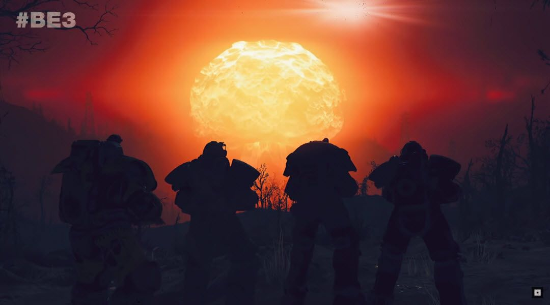 Fallout 76: How A Nuke Changes Gameplay in a Zone | Game Rant