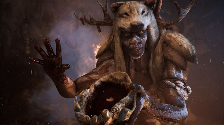 Far Cry Primal Gets M Rating For Violence Nudity Game Rant