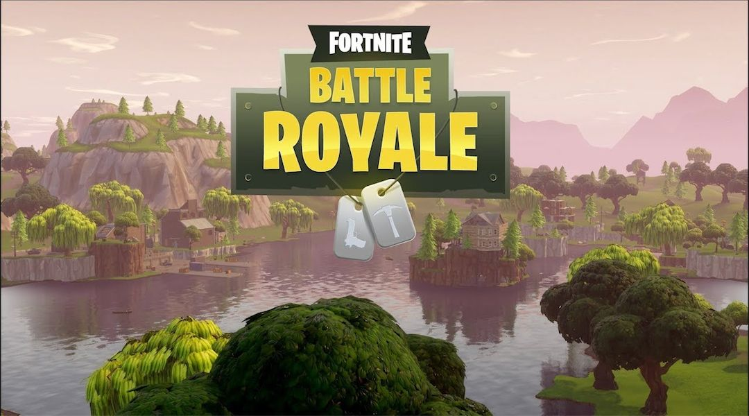 Fortnite Battle Royale Trailer Reveals Ios Gameplay Game Rant
