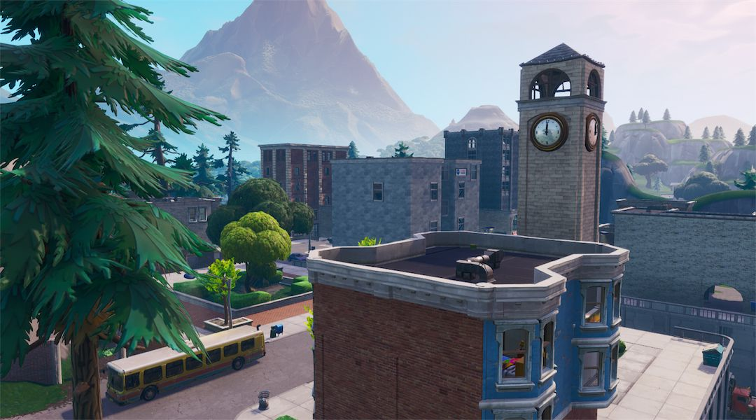 Fortnite Might Finally Destroy Tilted Towers   Game Rant