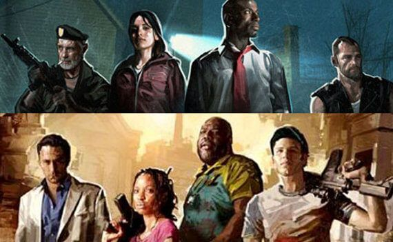 Left 4 Dead 1 and 2 Set to Receive 'The Sacrifice' DLC in