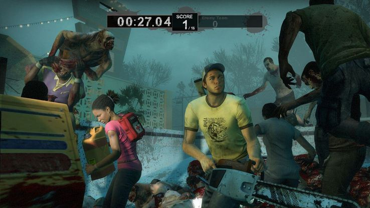 Left 4 Dead 2 Review   Game Rant