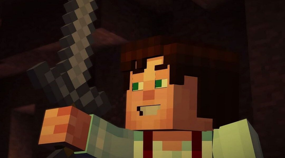 Minecraft Story Mode Main Character Can Be Male Or Female