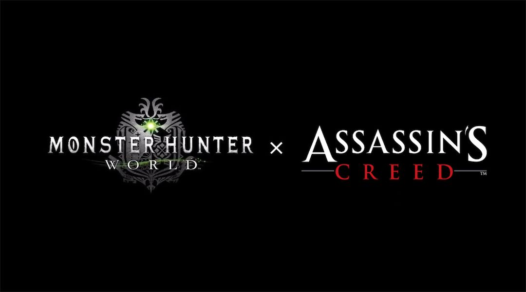 Monster Hunter World Adds Assassin's Creed Crossover Gear