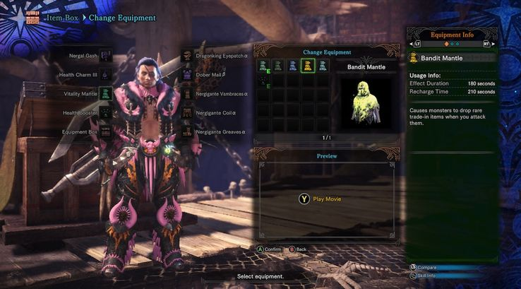 Monster Hunter World: Use This Event Quest to Farm Money